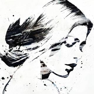Catherine Zeta Jones Graffiti - Obrázkek zdarma pro 208x208