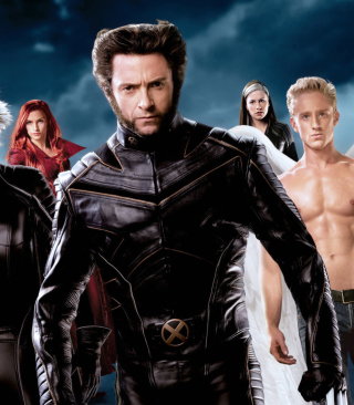X-Men The Last Stand - Obrázkek zdarma pro Nokia C3-01 Gold Edition