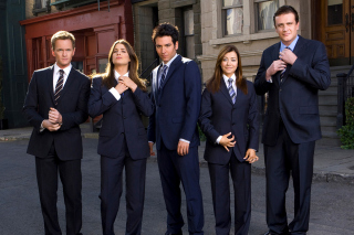 Free How I Met Your Mother Actors Picture for Android, iPhone and iPad