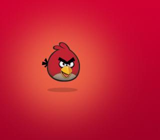 Angry Birds Red - Obrázkek zdarma pro iPad