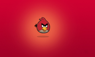 Angry Birds Red - Obrázkek zdarma pro Android 1280x960