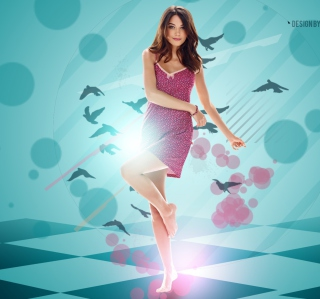 Dance - Obrázkek zdarma pro 1024x1024