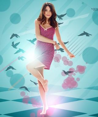 Dance - Obrázkek zdarma pro Nokia Asha 203