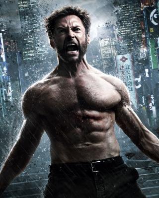 The Wolverine 2013 - Obrázkek zdarma pro Nokia Asha 502