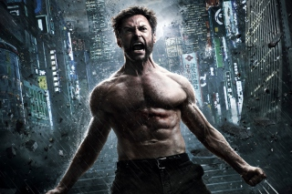 The Wolverine 2013 - Obrázkek zdarma pro Samsung Galaxy