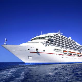 Cruise Ship - Obrázkek zdarma pro iPad Air