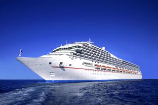 Cruise Ship - Obrázkek zdarma pro Fullscreen Desktop 800x600