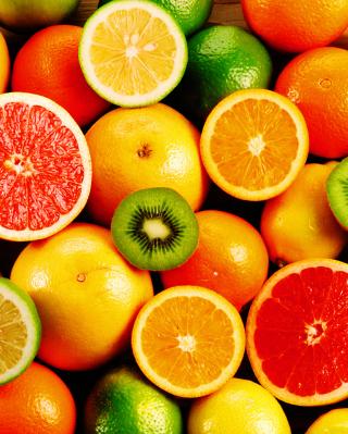 Fruits - Obrázkek zdarma pro 352x416