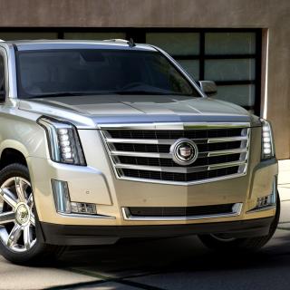2015 Cadillac Escalade - Obrázkek zdarma pro 128x128