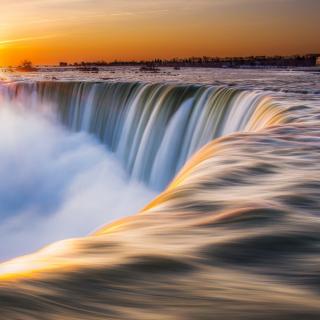 Niagara Falls - Obrázkek zdarma pro 1024x1024