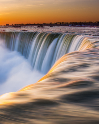 Niagara Falls - Obrázkek zdarma pro Nokia 206 Asha