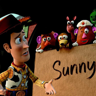 Toy Story 3 - Obrázkek zdarma pro iPad