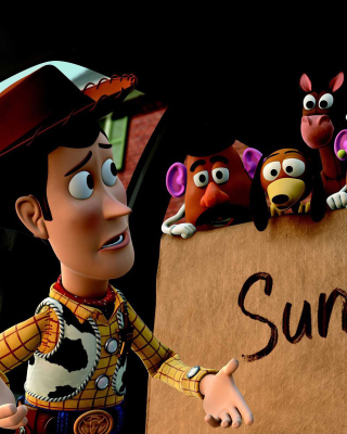 Toy Story 3 - Obrázkek zdarma pro Nokia Lumia 822