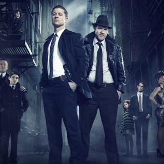 Gotham TV Series 2014 - Obrázkek zdarma pro 208x208