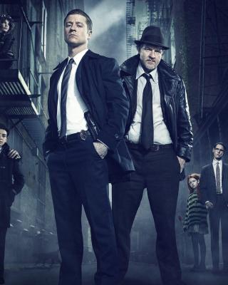 Gotham TV Series 2014 - Obrázkek zdarma pro Nokia Asha 305