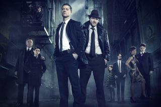Gotham TV Series 2014 - Obrázkek zdarma pro Samsung P1000 Galaxy Tab