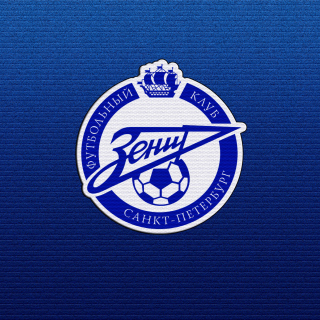 Zenit Football Club - Obrázkek zdarma pro 320x320