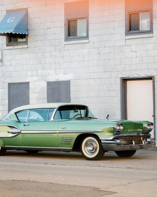 Pontiac Bonneville 1954 - Obrázkek zdarma pro 352x416