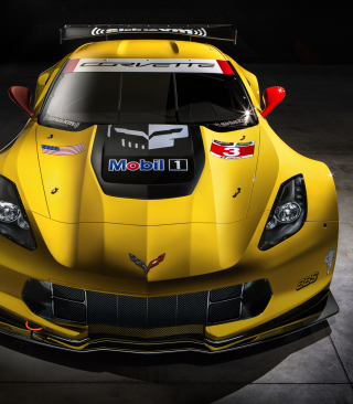 Corvette - Obrázkek zdarma pro Nokia Asha 503