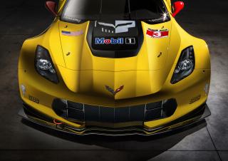 Corvette - Obrázkek zdarma pro Nokia C3