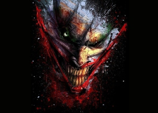 Joker Batman Wallpaper for Android, iPhone and iPad