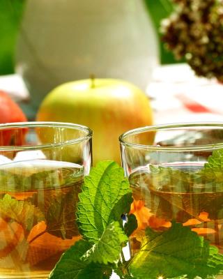 Summer Tea Party - Obrázkek zdarma pro Nokia X2