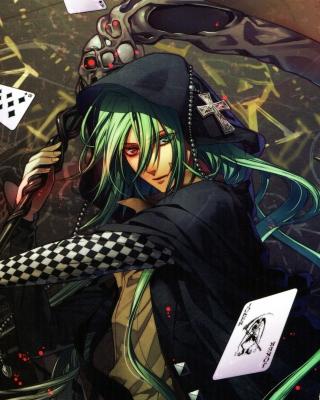 Amnesia Mai Hanamura - Obrázkek zdarma pro 128x160