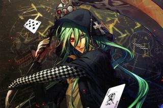 Amnesia Mai Hanamura - Obrázkek zdarma pro HTC EVO 4G
