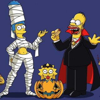 The Simpsons - Obrázkek zdarma pro 320x320