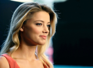 Amber Heard Background for Android, iPhone and iPad