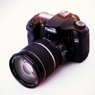 Canon EOS 40D Digital SLR Camera - Obrázkek zdarma pro iPad