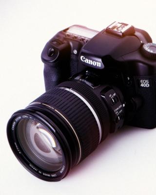 Canon EOS 40D Digital SLR Camera - Obrázkek zdarma pro 240x400