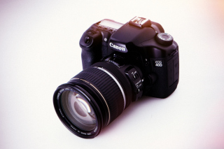 Canon EOS 40D Digital SLR Camera - Obrázkek zdarma pro Fullscreen Desktop 1280x1024
