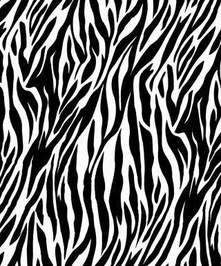 Zebra Print - Obrázkek zdarma pro Nokia X3