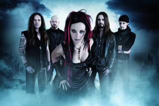 Xandria Background for Android, iPhone and iPad