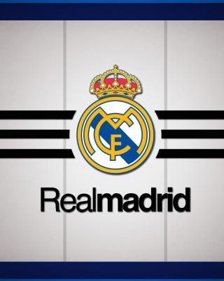 Real Madrid Logo - Obrázkek zdarma pro Nokia Asha 305