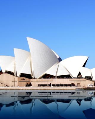 Sydney Opera House - Fondos de pantalla gratis para Blackberry RIM Torch 9800
