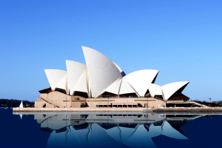 Sydney Opera House Picture for Nokia Asha 200