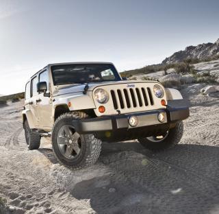Jeep Wrangler - Obrázkek zdarma pro iPad