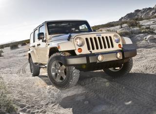 Jeep Wrangler - Obrázkek zdarma pro Fullscreen Desktop 1600x1200