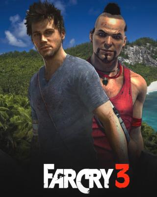 Far Cry 3 - Fondos de pantalla gratis para Huawei G7300