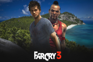 Far Cry 3 - Fondos de pantalla gratis para LG E400 Optimus L3