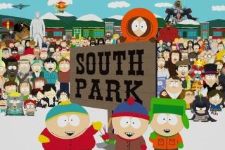 South Park - Obrázkek zdarma pro Desktop Netbook 1366x768 HD