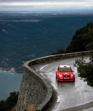 Citroen C2 Sport - Obrázkek zdarma pro 360x480