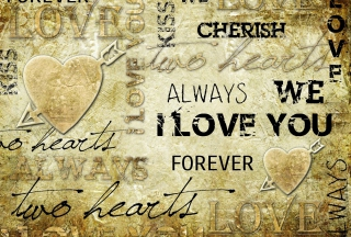 Always Love Forever Background for Android, iPhone and iPad