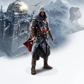 Ezio Assassins Creed Revelations - Obrázkek zdarma pro iPad Air