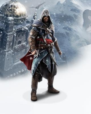 Ezio Assassins Creed Revelations - Obrázkek zdarma pro Nokia X6