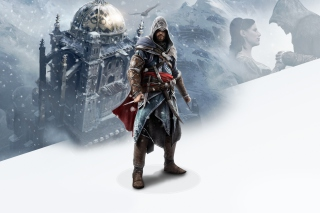 Ezio Assassins Creed Revelations - Obrázkek zdarma pro Widescreen Desktop PC 1280x800