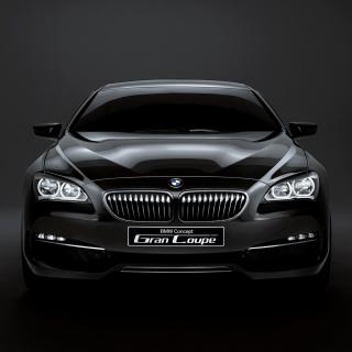 BMW Concept Gran Coupe - Obrázkek zdarma pro 2048x2048