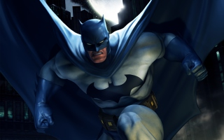 Batman Dc Universe Online Wallpaper for Android, iPhone and iPad
